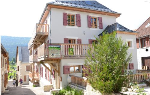 Le Chalande : Appartement proche de Montaud