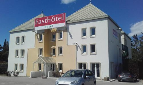 Photo FastHotel Montpellier Ouest