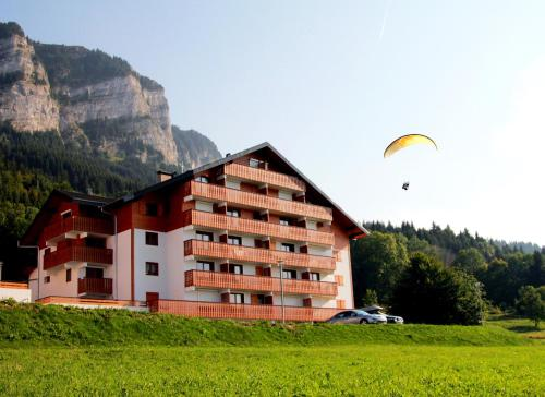 Apartment Le Slalom : Appartement proche de Saint-Gingolph