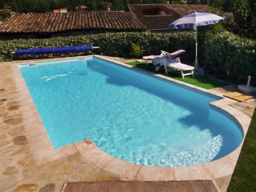 Holiday Home Chemin du Grand-Village : Hebergement proche de Saint-Privat