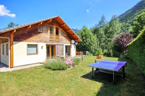 Photo Chalet Montjoie