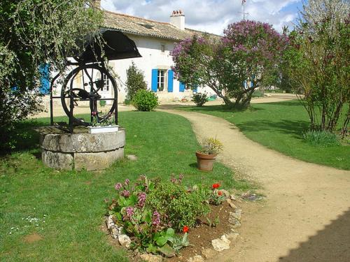 Holiday home Chemin du Mitan : Hebergement proche de Chail