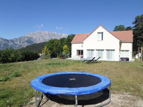 Holiday home La Motte-en-Champsaur, France : Hebergement proche de Saint-Jacques-en-Valgodemard