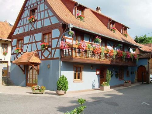 Hotel Lauth : Hotel proche d'Osthoffen