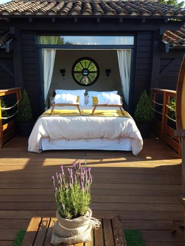 Photo Cabane Spa Sauna