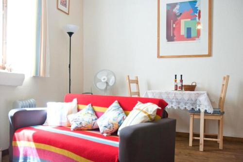Studio Barberouge : Appartement proche d'Antugnac