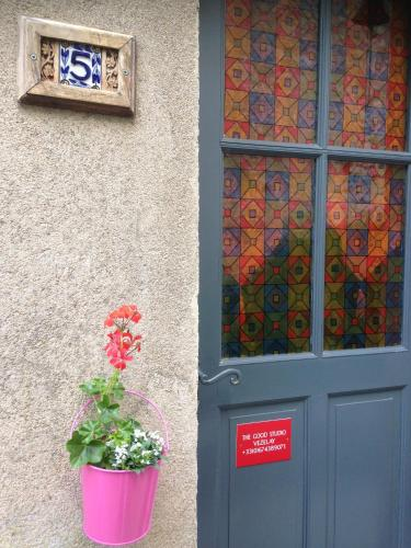 The Good Studio Vezelay : Appartement proche de Merry-sur-Yonne