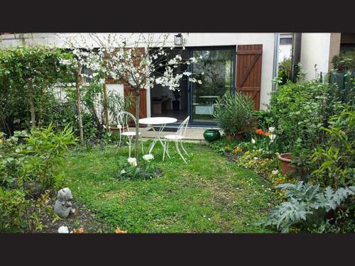 Appartement Un Jardin Toulousain