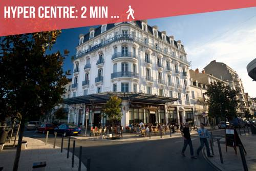 reservation hotel vichy