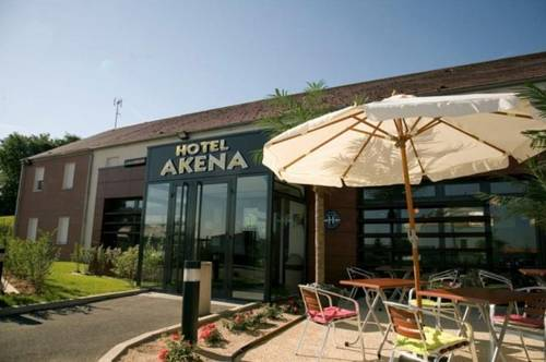 Hotel Akena City : Hotel proche d'Antilly