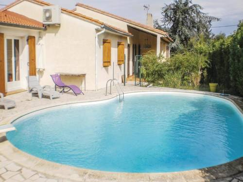 Holiday home Vinca 97 with Outdoor Swimmingpool : Hebergement proche de Campoussy