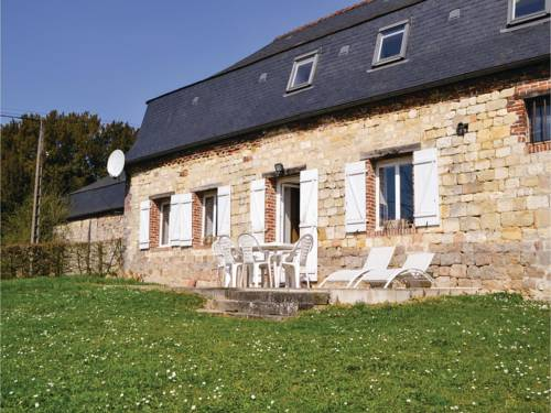 Holiday Home Cour Du Chateau : Hebergement proche d'Audigny