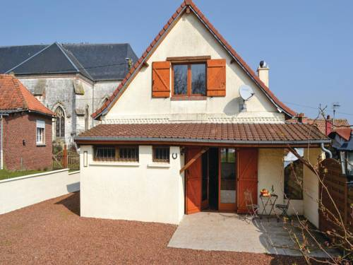 Holiday Home Le Boisle with Fireplace I : Hebergement proche de Le Boisle
