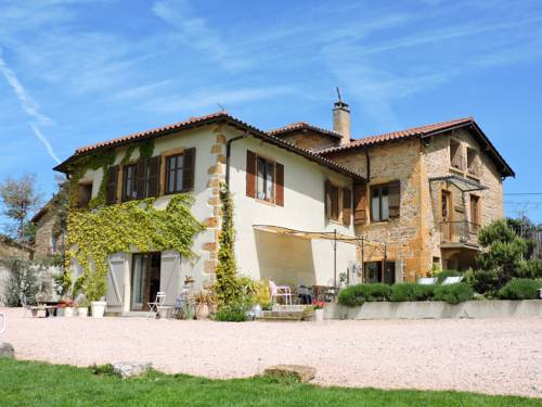 L'Adelie : Chambres d'hotes/B&B proche de Charnay