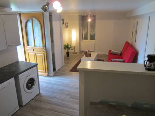 Cote Jardin : Appartement proche de Saint-Laurent-en-Royans