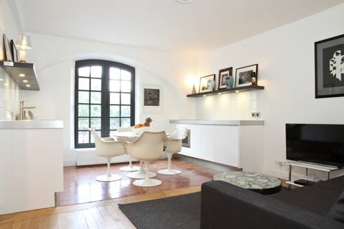 Private Apartment - Le Marais - Hotel de Ville : Appartement proche du 4e Arrondissement de Paris