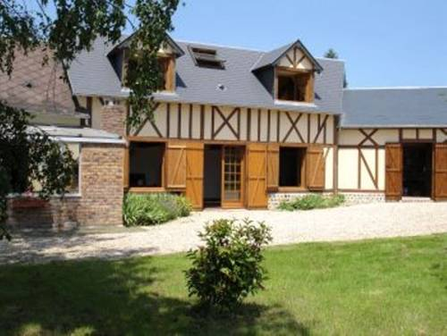 La Grenouillre : Chambres d'hotes/B&B proche de Caorches-Saint-Nicolas