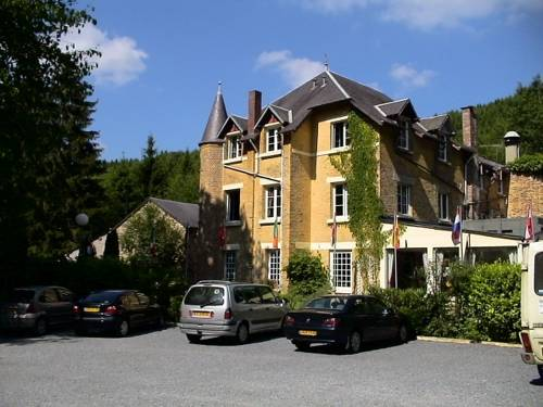 Hotel Ermitage du Moulin Labotte : Hotel proche d'Anchamps