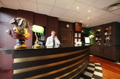 Green Hotels Confort : Hotel proche d'Aulnay-sous-Bois