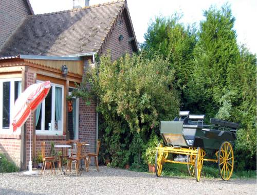 Le Val D'omignon : Chambres d'hotes/B&B proche d'Offoy