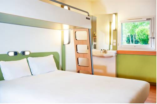 ibis budget Roye : Hotel proche d'Arvillers