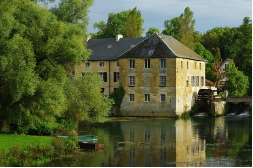 Residence Moulin Le Cygne : Appartement proche de Mouzon