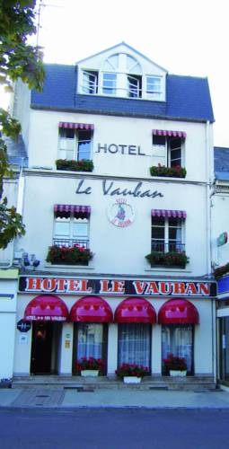 Carentan carte plan hotel ville de carentan 50500 for Carte de france hotel