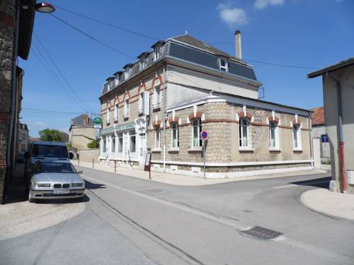Le Centaure : Hotel proche d'Ambly-Fleury