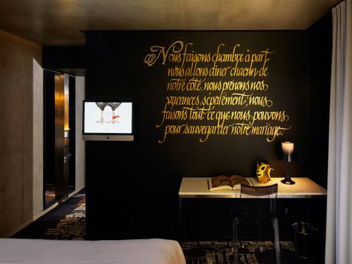 Mama Shelter Paris : Hotel proche du 20e Arrondissement de Paris
