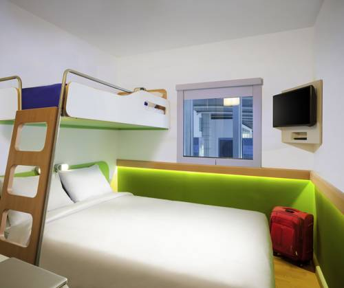 ibis budget Saint-Quentin Centre : Hotel proche d'Omissy