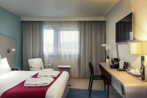 Mercure Paris Le Bourget : Hotel proche de Drancy