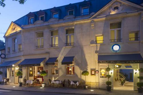 Inter-Hotel Le Lion D'or : Hotel proche