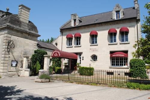Hostellerie Le Griffon : Hotel proche d'Appilly