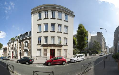Friedel Studio : Appartement proche du 20e Arrondissement de Paris