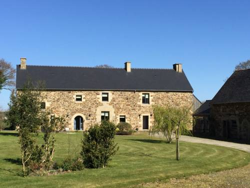 Luxury Farmhouse Brittany : Hebergement proche de Le Gouray