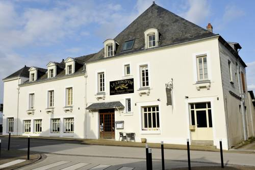 Le Lion d'Or : Hotel proche de Saint-Laurent-du-Mottay