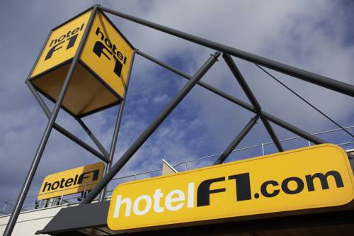 hotelF1 Toulouse Muret : Hotel proche