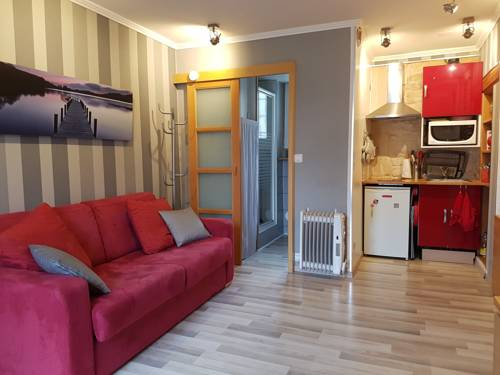 Studio Saint Leu d'Esserent : Appartement proche de Saint-Vaast-lès-Mello