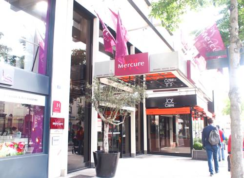 Mercure Angers Centre Gare : Hotel proche d'Angers