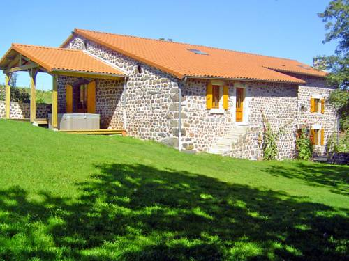 Holiday Home ferme : Hebergement proche de Goudet