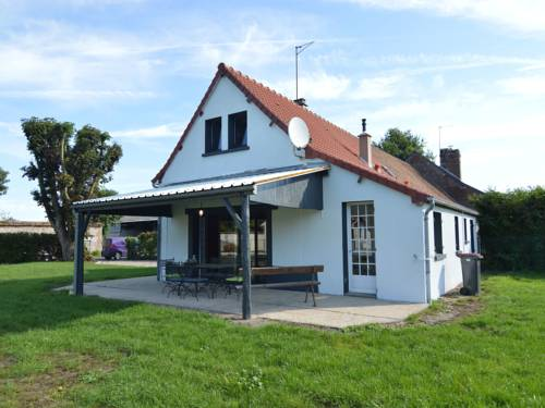 Holiday home Authie : Hebergement proche de Vron