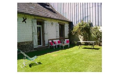 Holiday home Rue de Bellevue 2 : Hebergement proche de Forest-Montiers