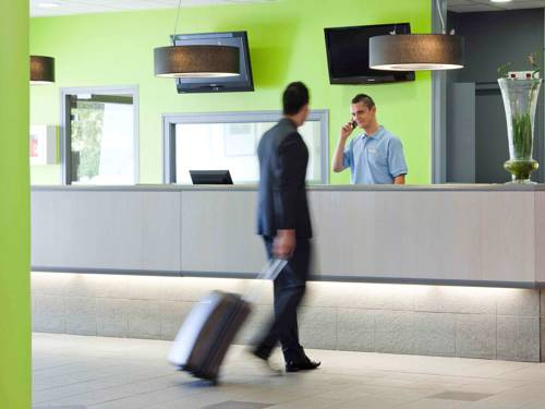 ibis Styles Peronne Assevillers : Hotel proche de Chilly