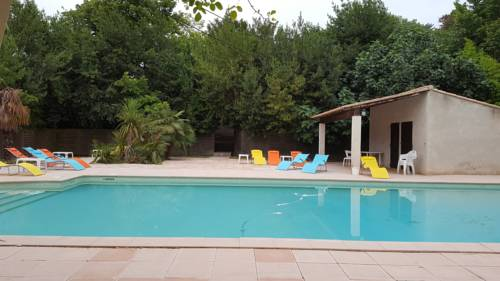 Holiday home Metairie Blanche : Hebergement proche de Mayronnes