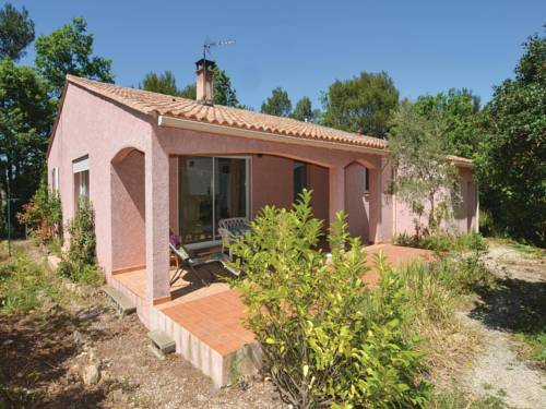 Holiday Home Sabran with Fireplace I : Hebergement proche de Sabran
