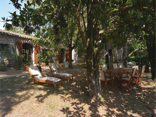 Two-Bedroom Holiday Home in Peyremale : Hebergement proche de Peyremale