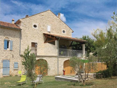 Two-Bedroom Holiday Home in Barjac : Hebergement proche de Barjac