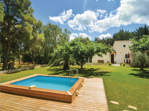 Three-Bedroom Holiday Home in Villen.-les-Maguelone : Hebergement proche de Villeneuve-lès-Maguelone