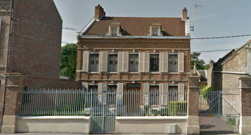Chambre Jules Verne : Chambres d'hotes/B&B proche d'Ailly-sur-Somme