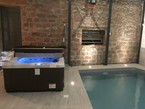 SAVERNE GUEST HOUSE & SPA : Hebergement proche d'Ottersthal